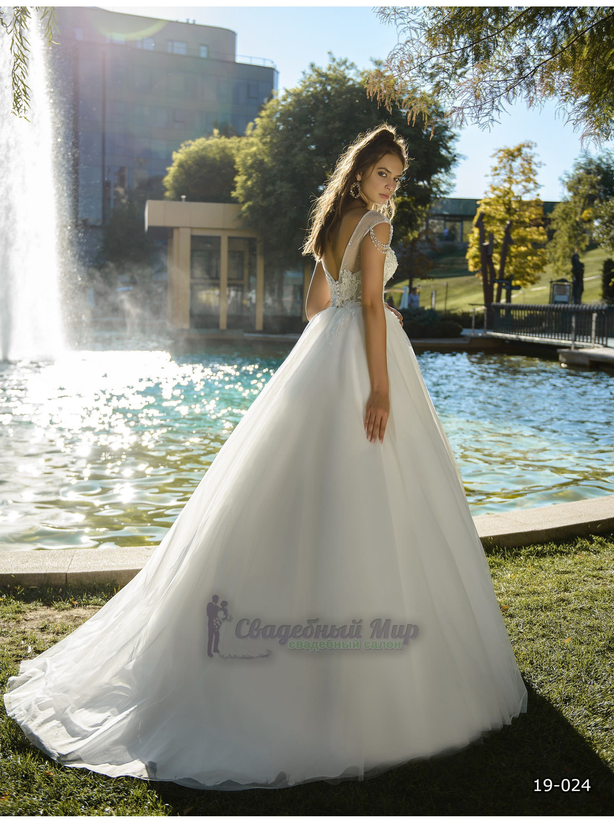 Свадебное платье 19-024