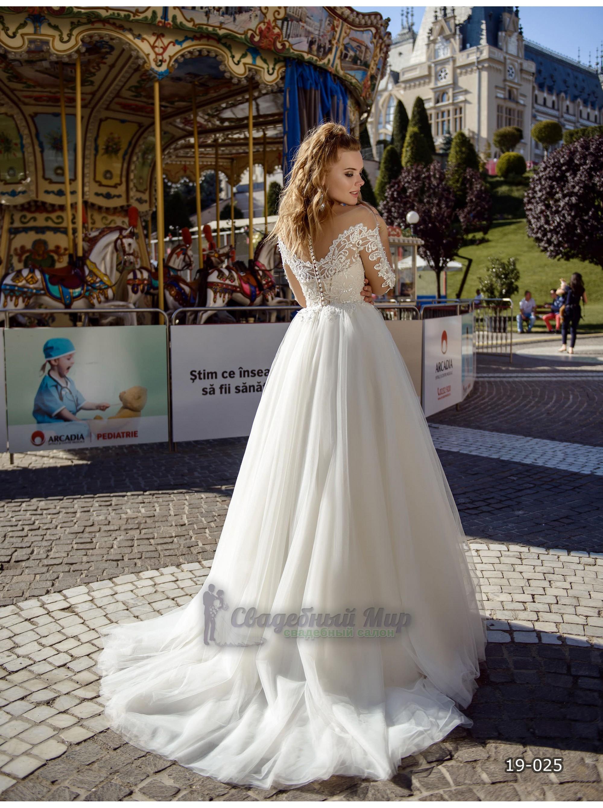 Свадебное платье 19-025