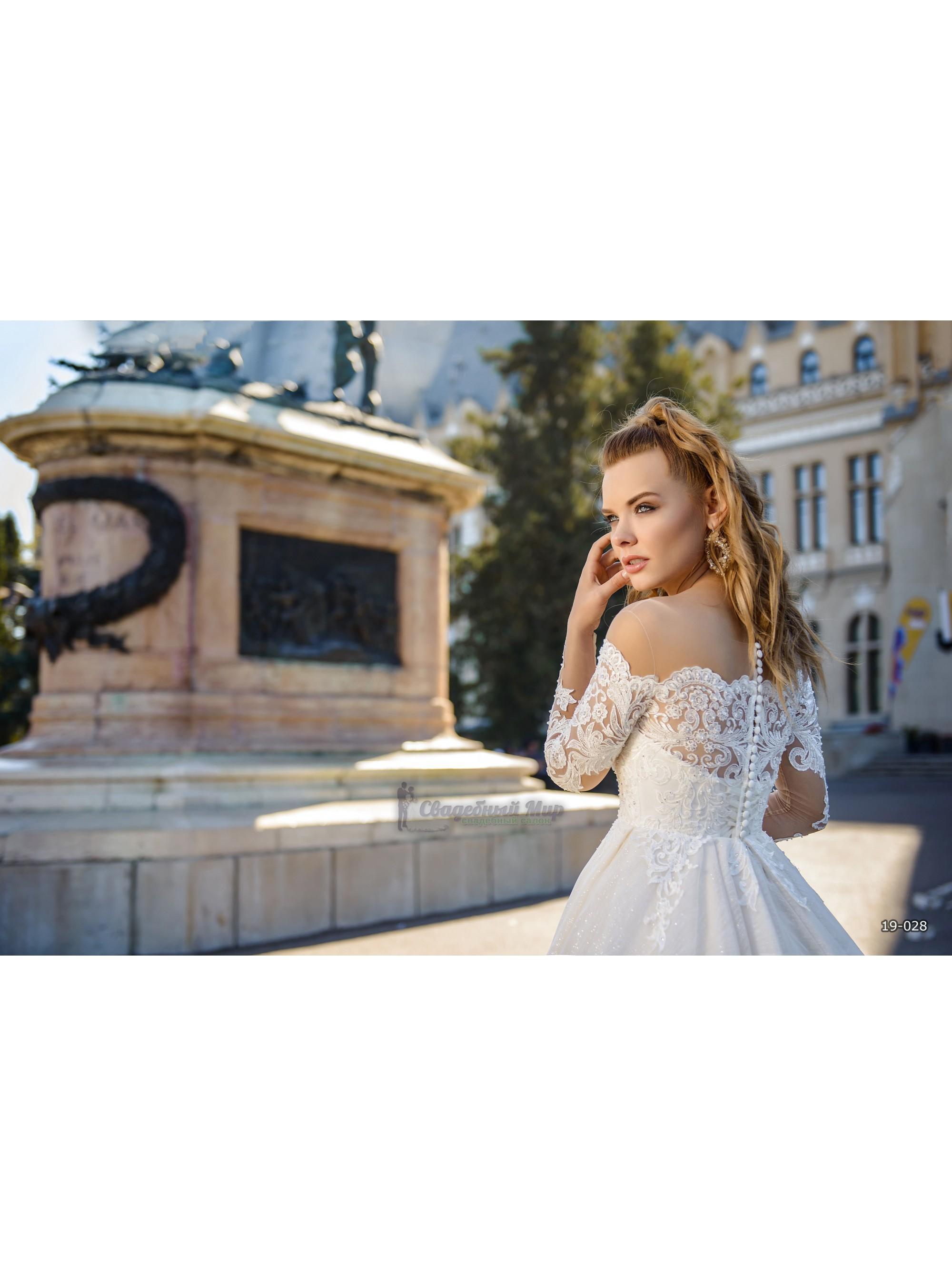 Свадебное платье 19-028