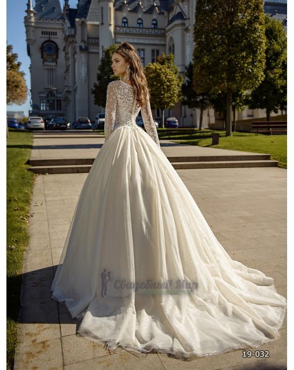Свадебное платье 19-032