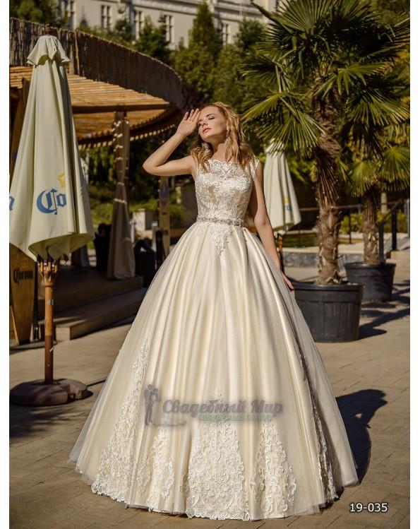 Свадебное платье 19-035