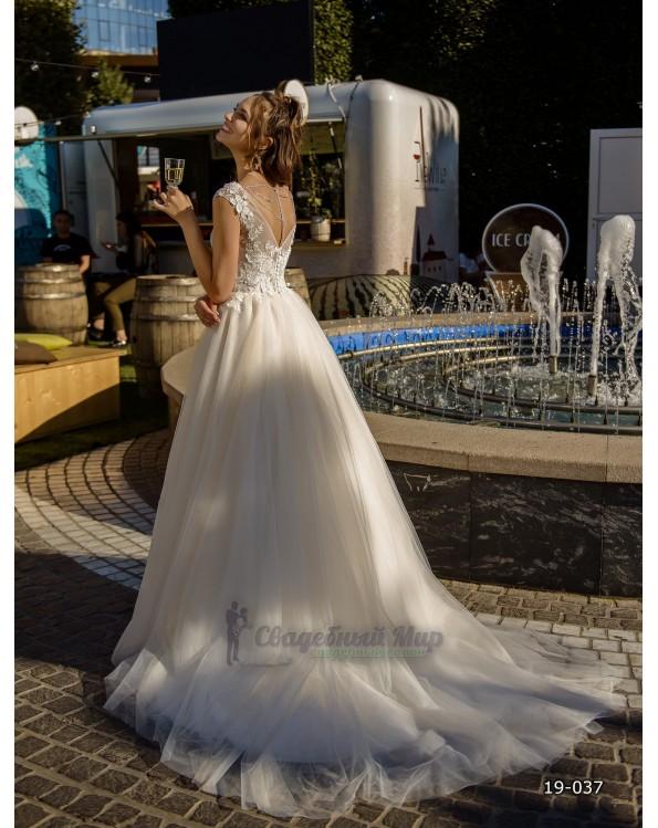 Свадебное платье 19-037