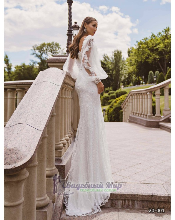Свадебное платье 20-001