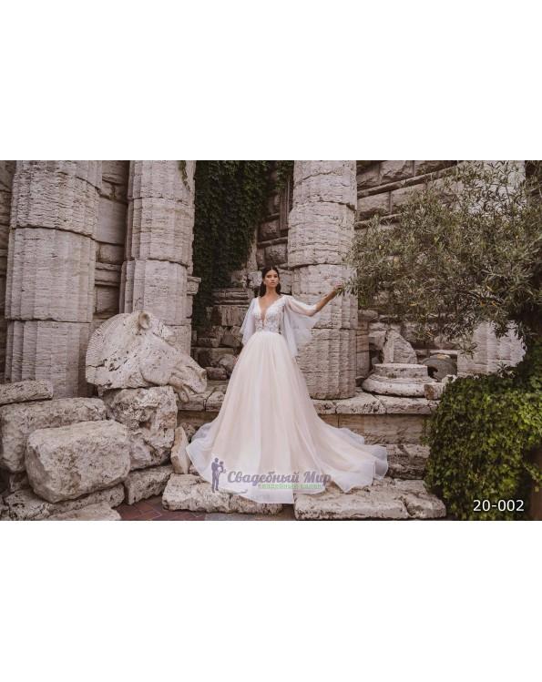 Свадебное платье 20-002
