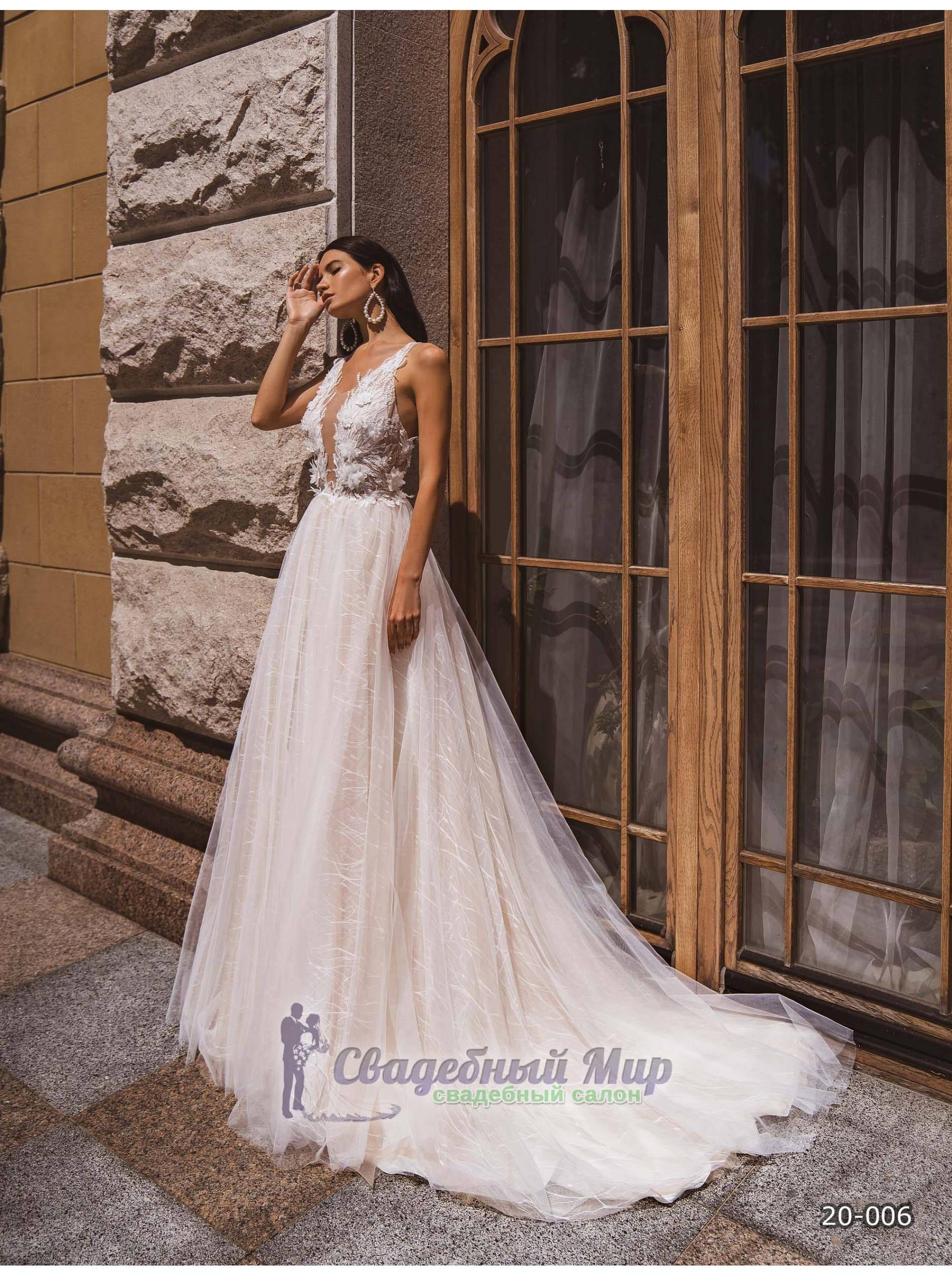Свадебное платье 20-006