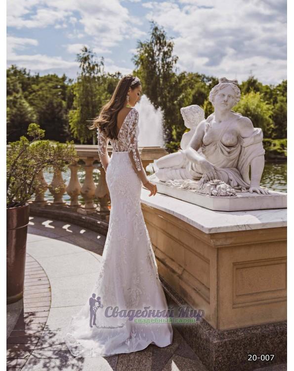 Свадебное платье 20-007