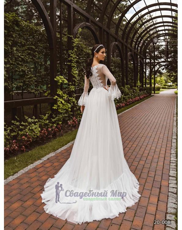 Свадебное платье 20-008