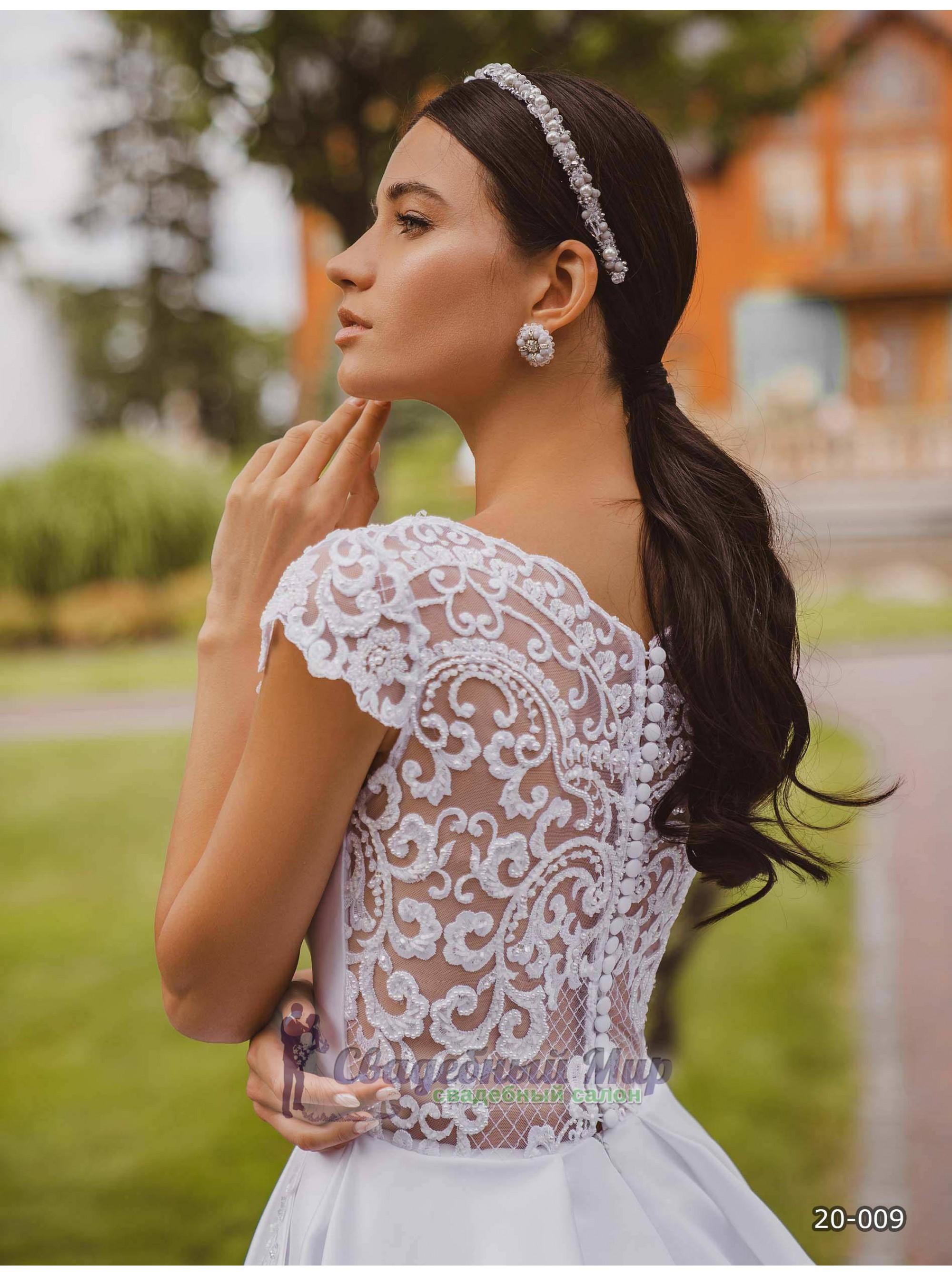Свадебное платье 20-009