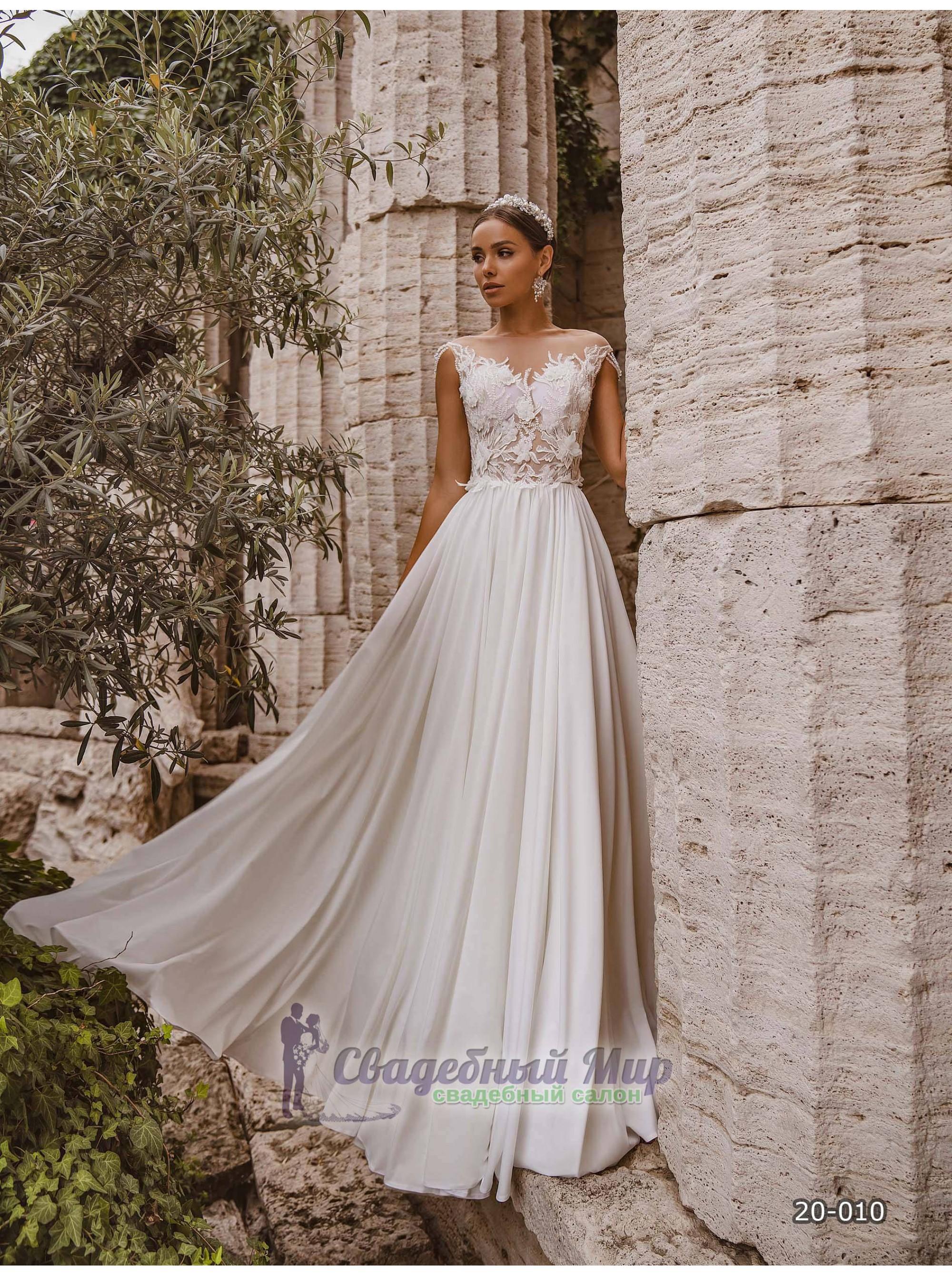 Свадебное платье 20-010
