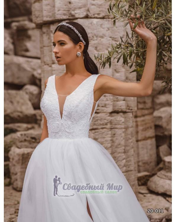 Свадебное платье 20-011