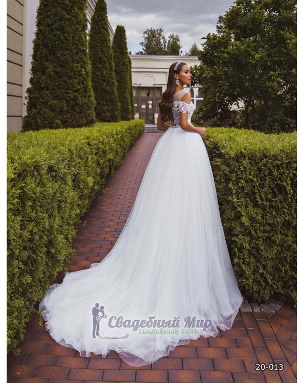 Свадебное платье 20-013