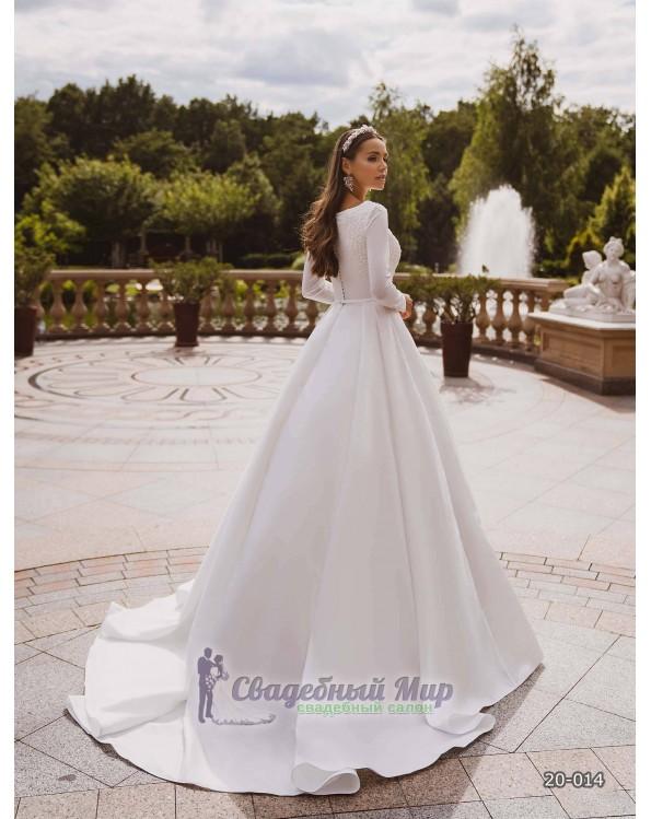 Свадебное платье 20-014