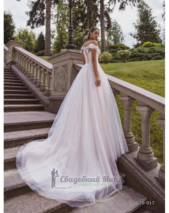 Свадебное платье 20-017