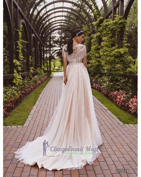 Свадебное платье 20-018