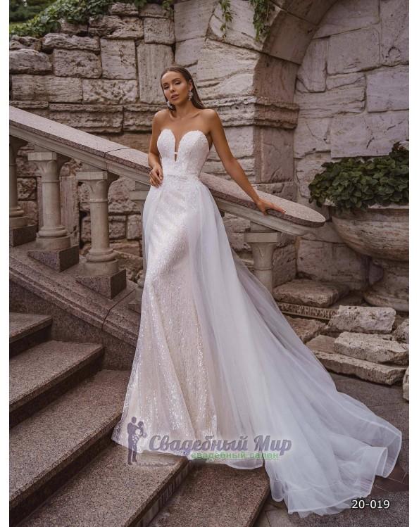 Свадебное платье 20-019