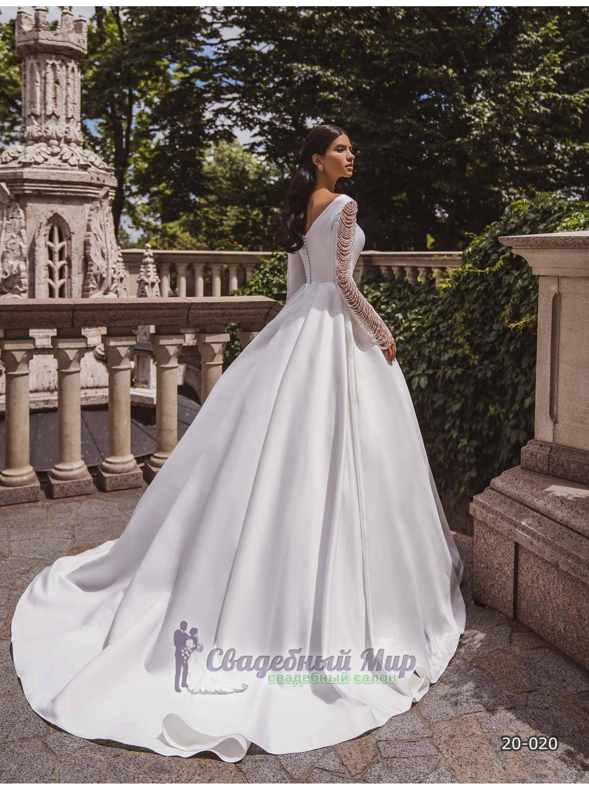 Свадебное платье 20-020