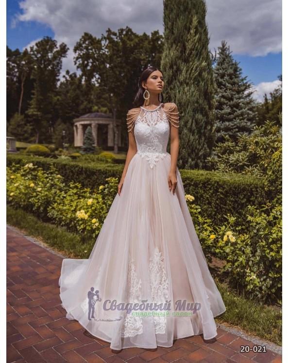 Свадебное платье 20-021