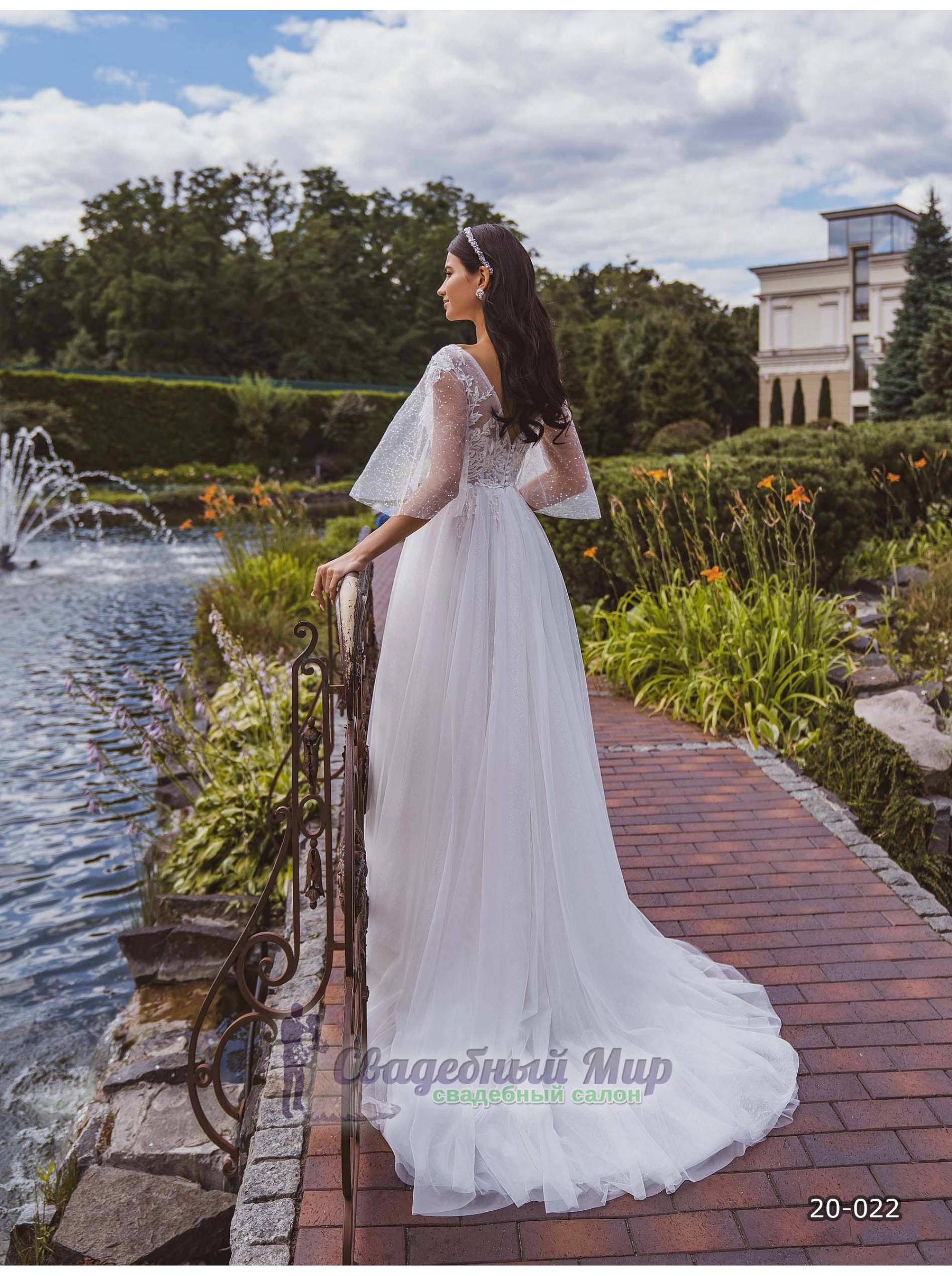 Свадебное платье 20-022