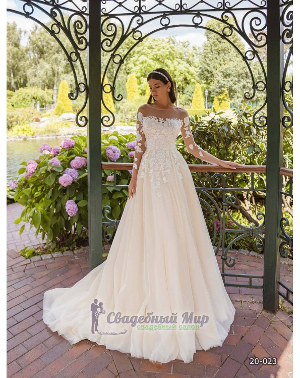 Свадебное платье 20-023