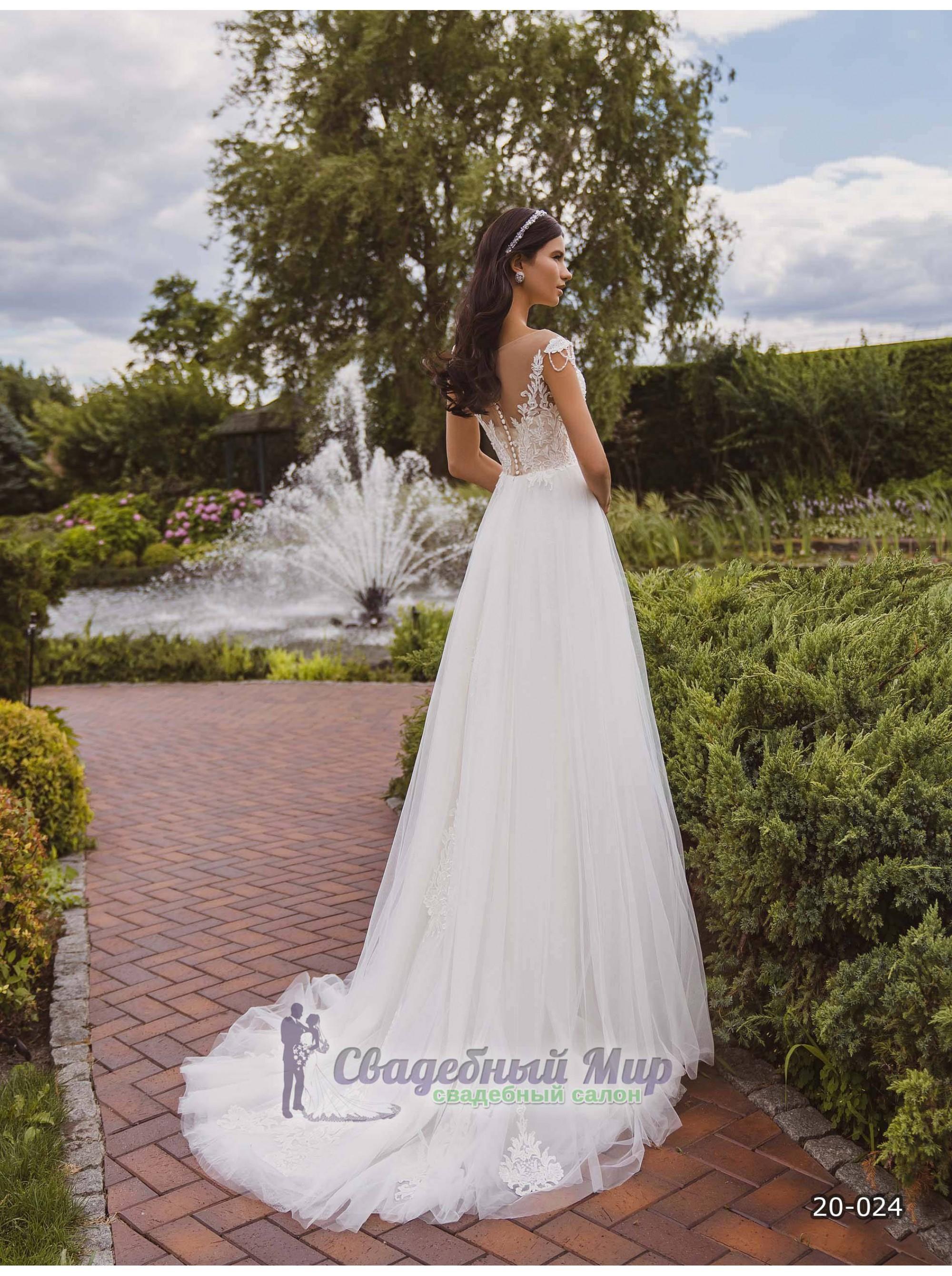 Свадебное платье 20-024