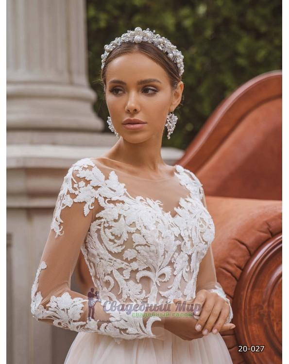 Свадебное платье 20-027
