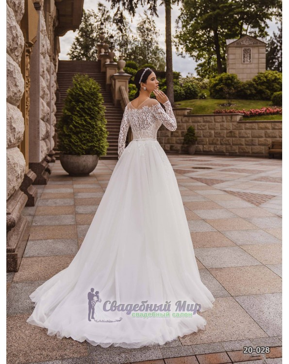 Свадебное платье 20-028