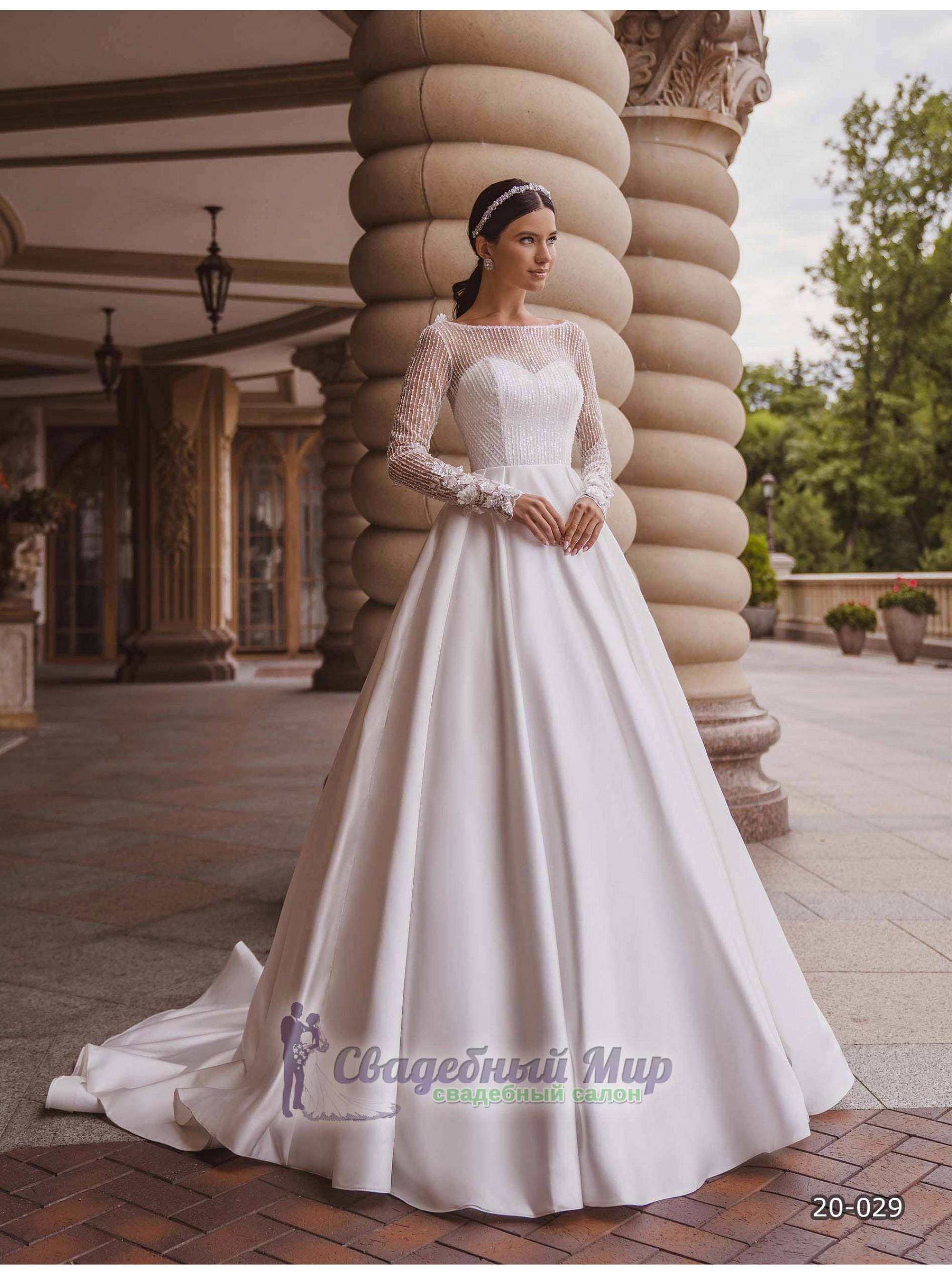 Свадебное платье 20-029