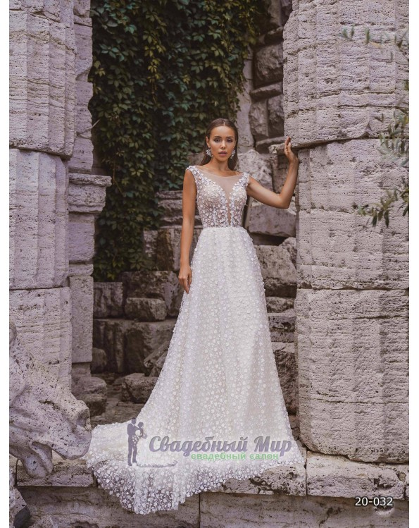 Свадебное платье 20-032