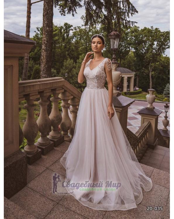 Свадебное платье 20-035