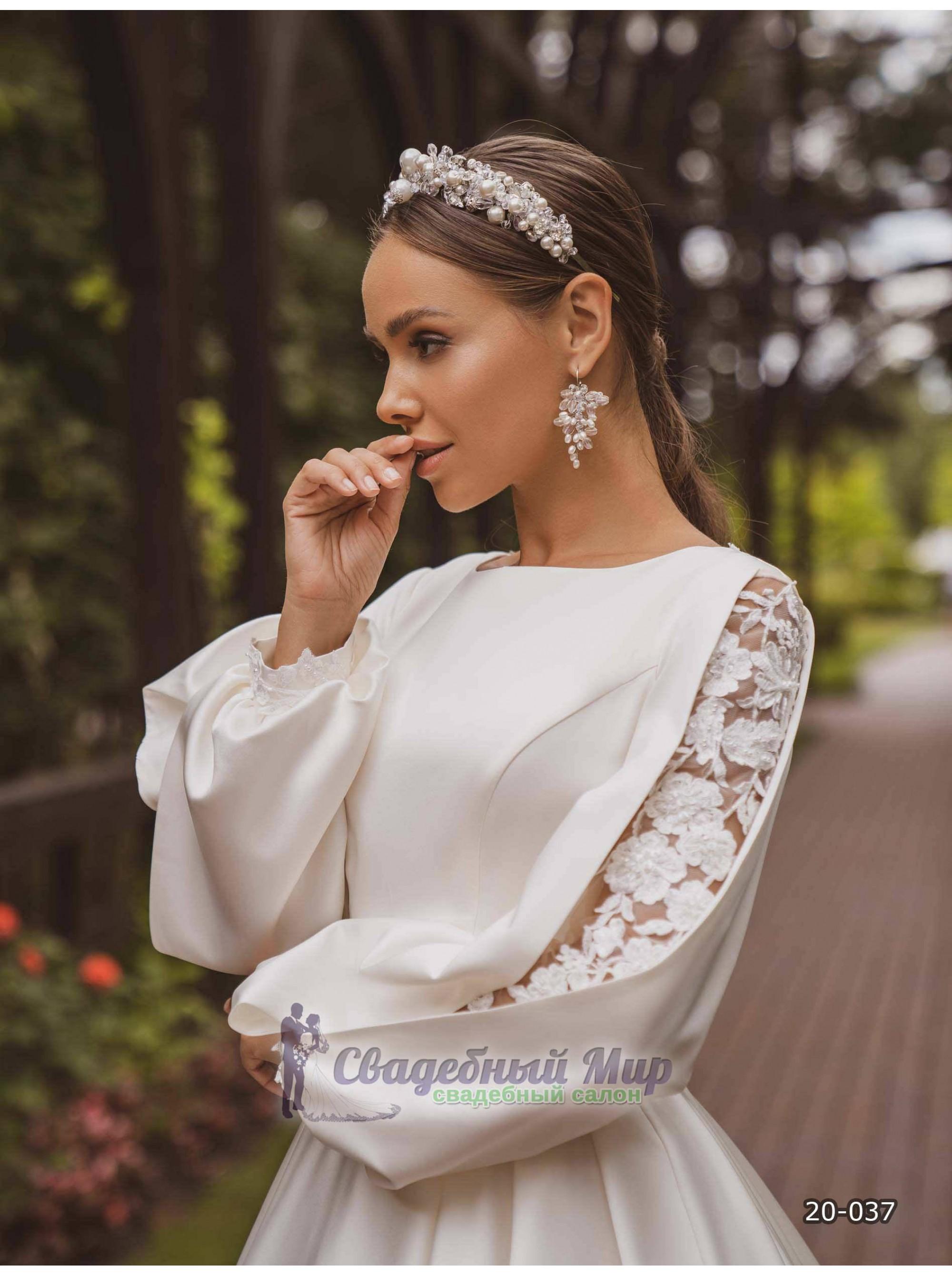 Свадебное платье 20-037