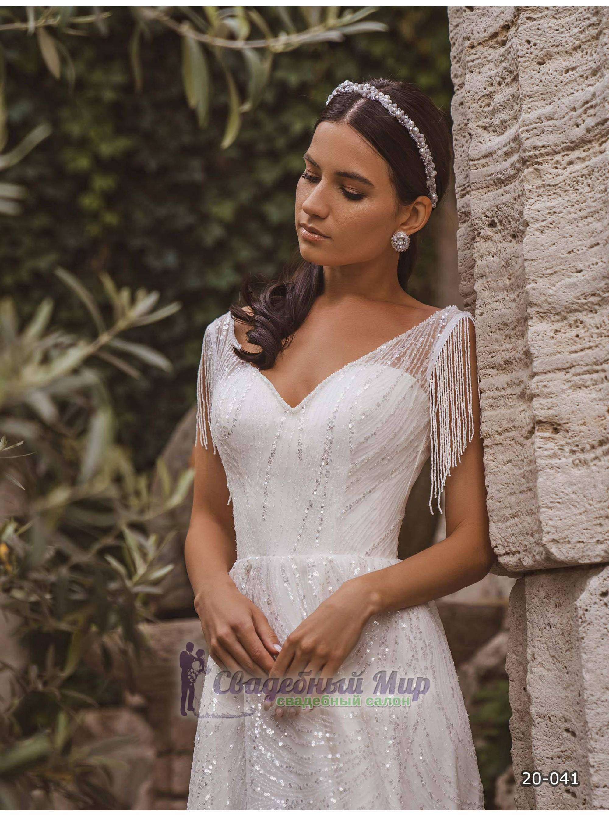 Свадебное платье 20-041