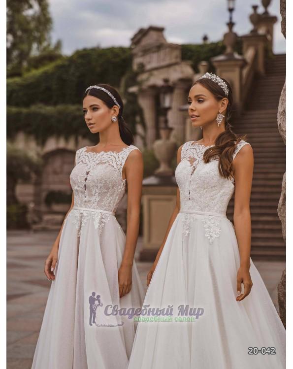 Свадебное платье 20-042