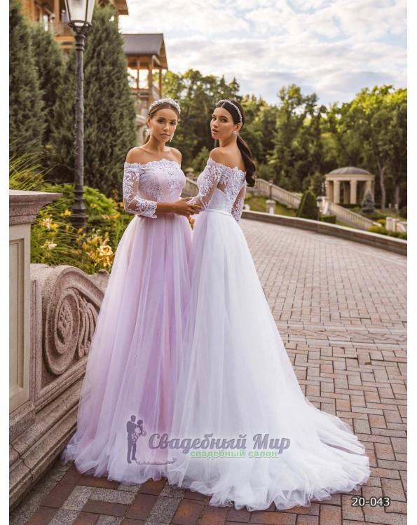 Свадебное платье 20-043