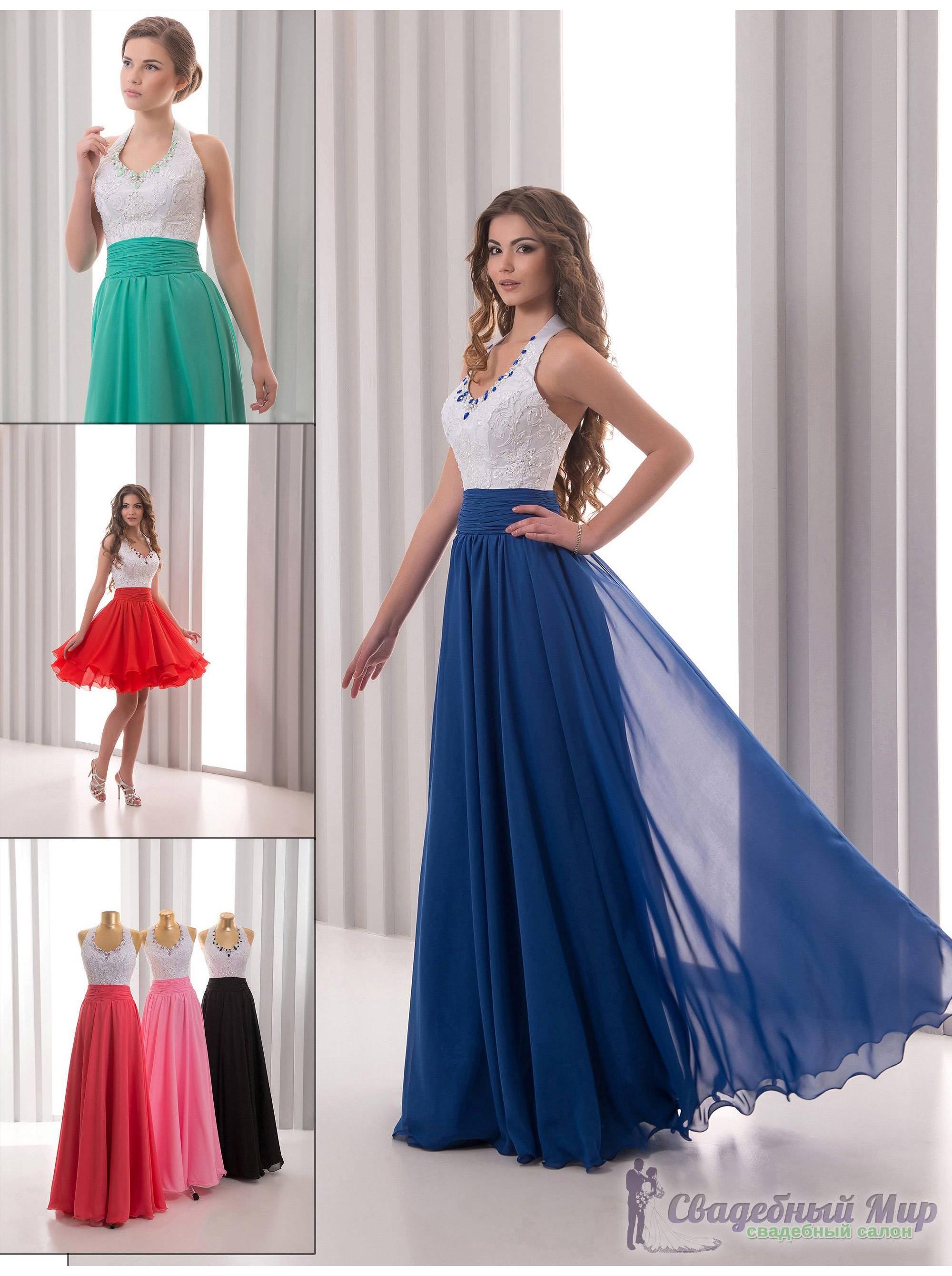 Вечернее платье 15-500
