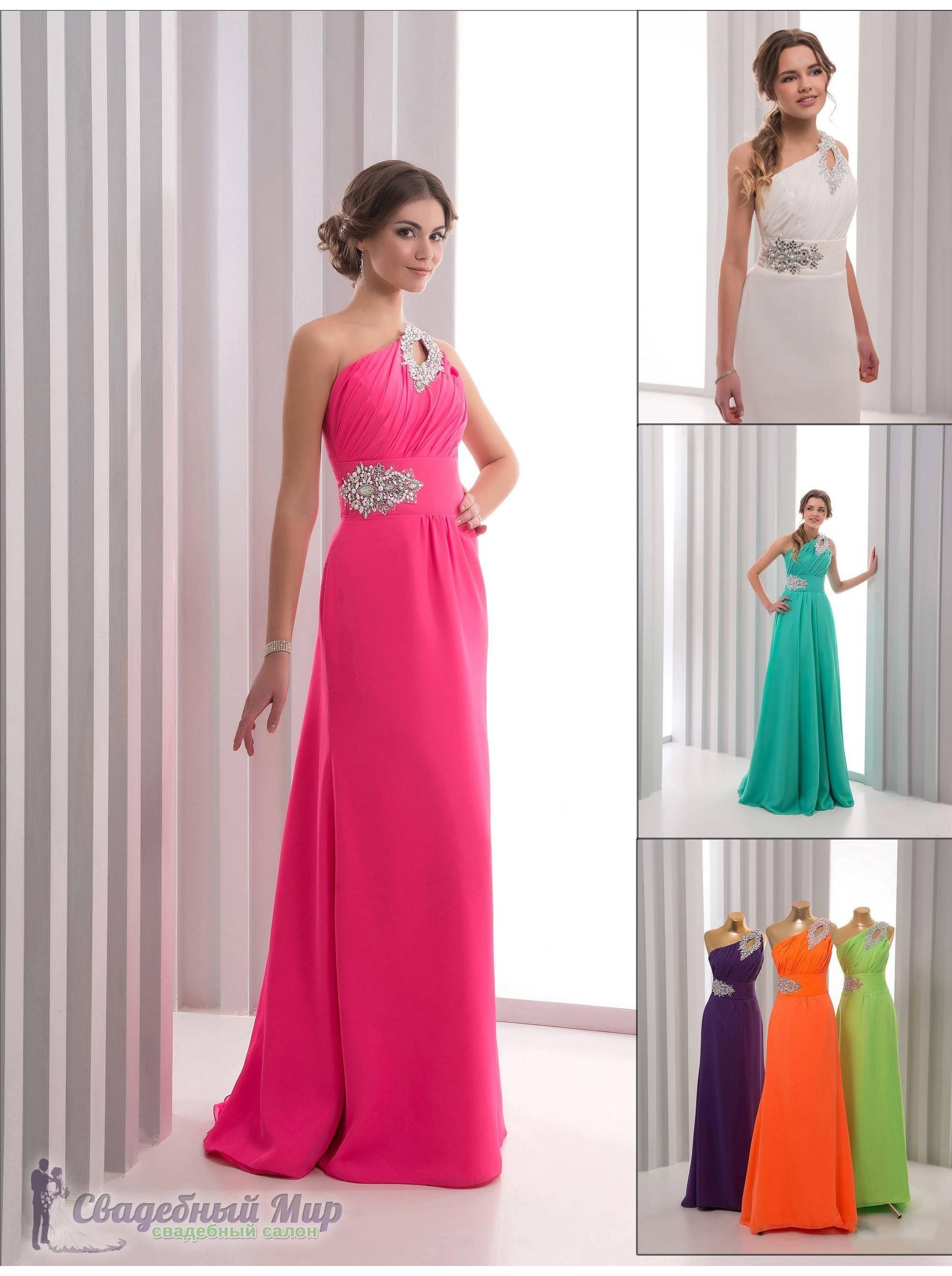 Вечернее платье 15-504
