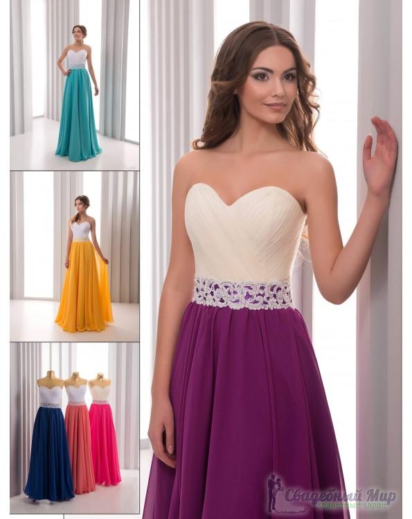 Вечернее платье 15-505