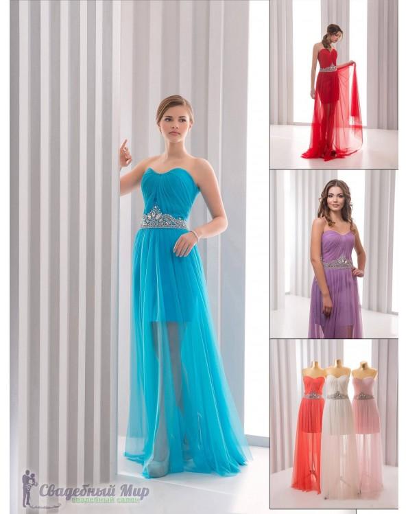 Вечернее платье 15-507