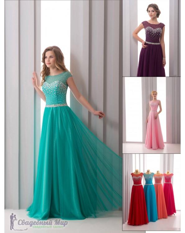 Вечернее платье 15-508