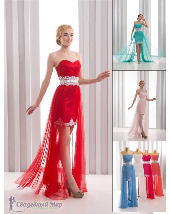 Вечернее платье 15-509
