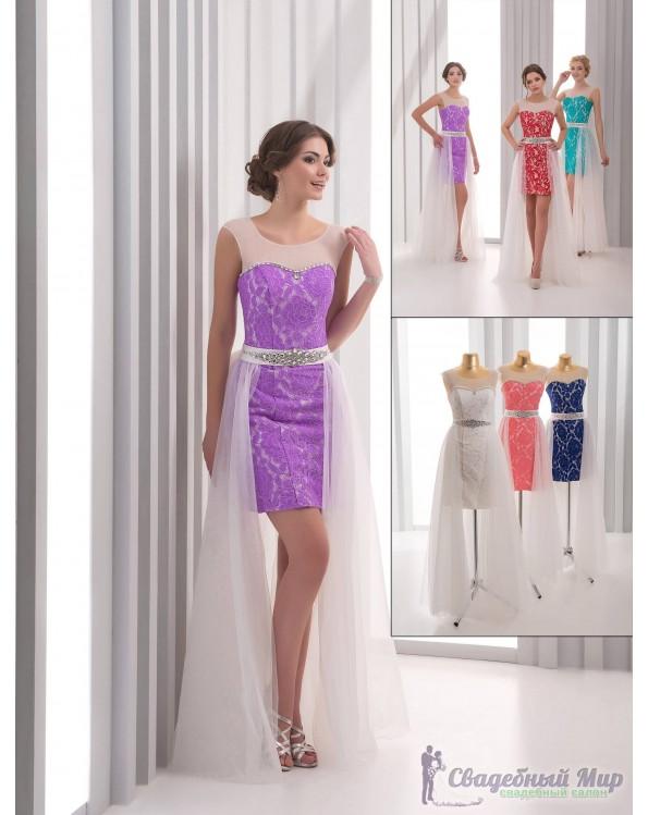 Вечернее платье 15-510