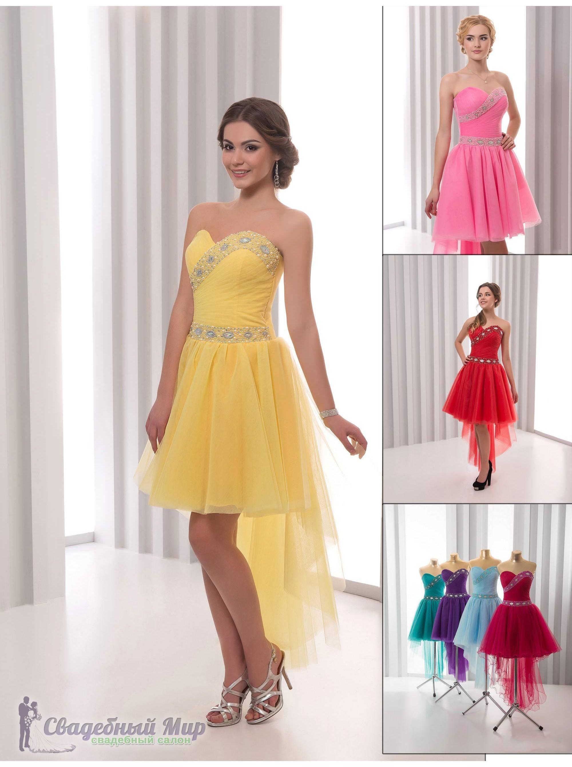 Вечернее платье 15-514