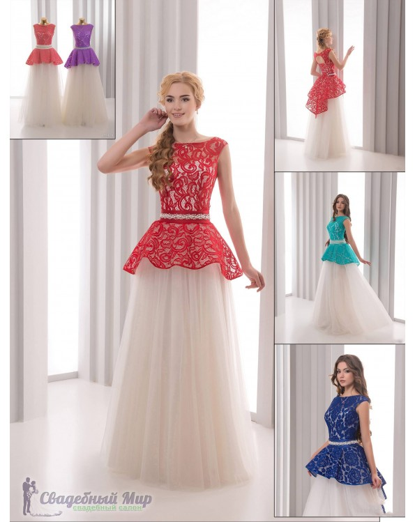 Вечернее платье 15-515