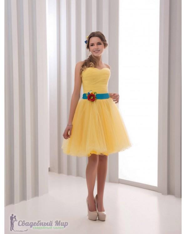 Вечернее платье 15-517