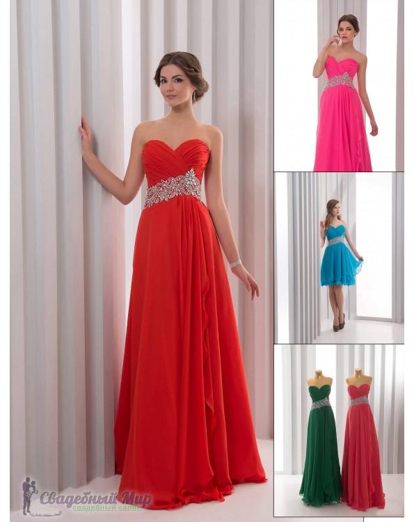 Вечернее платье 15-519