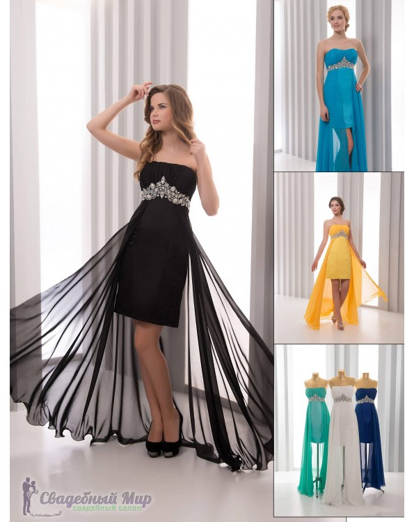 Вечернее платье 15-521