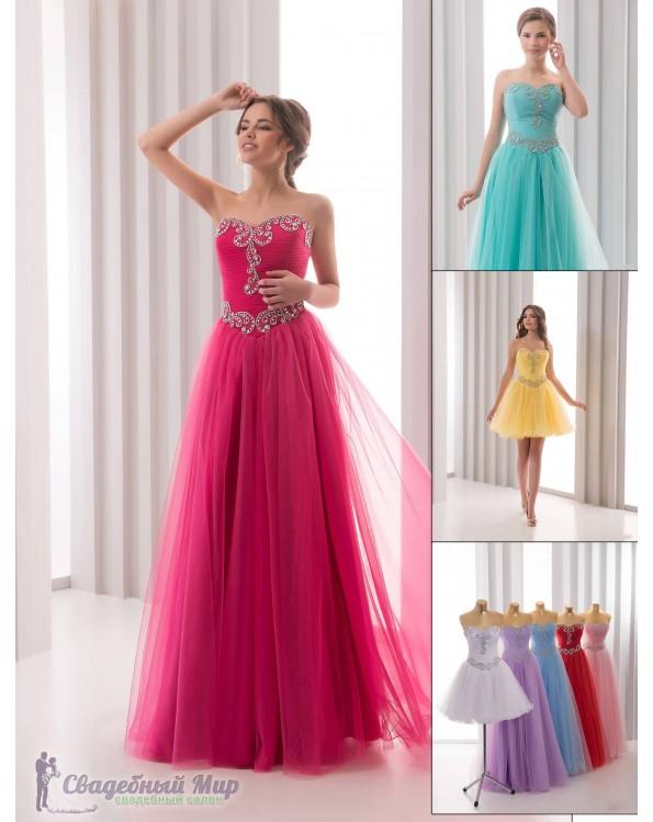 Вечернее платье 15-522