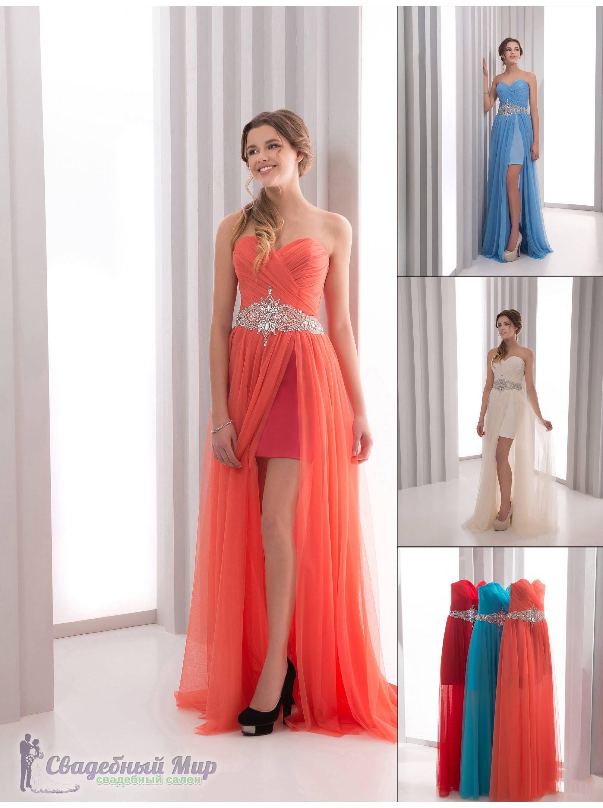 Вечернее платье 15-523