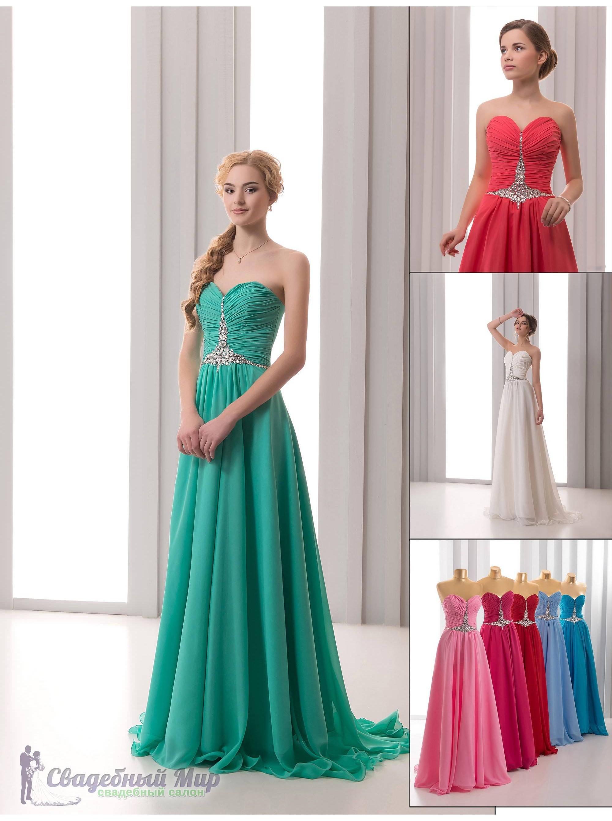 Вечернее платье 15-525