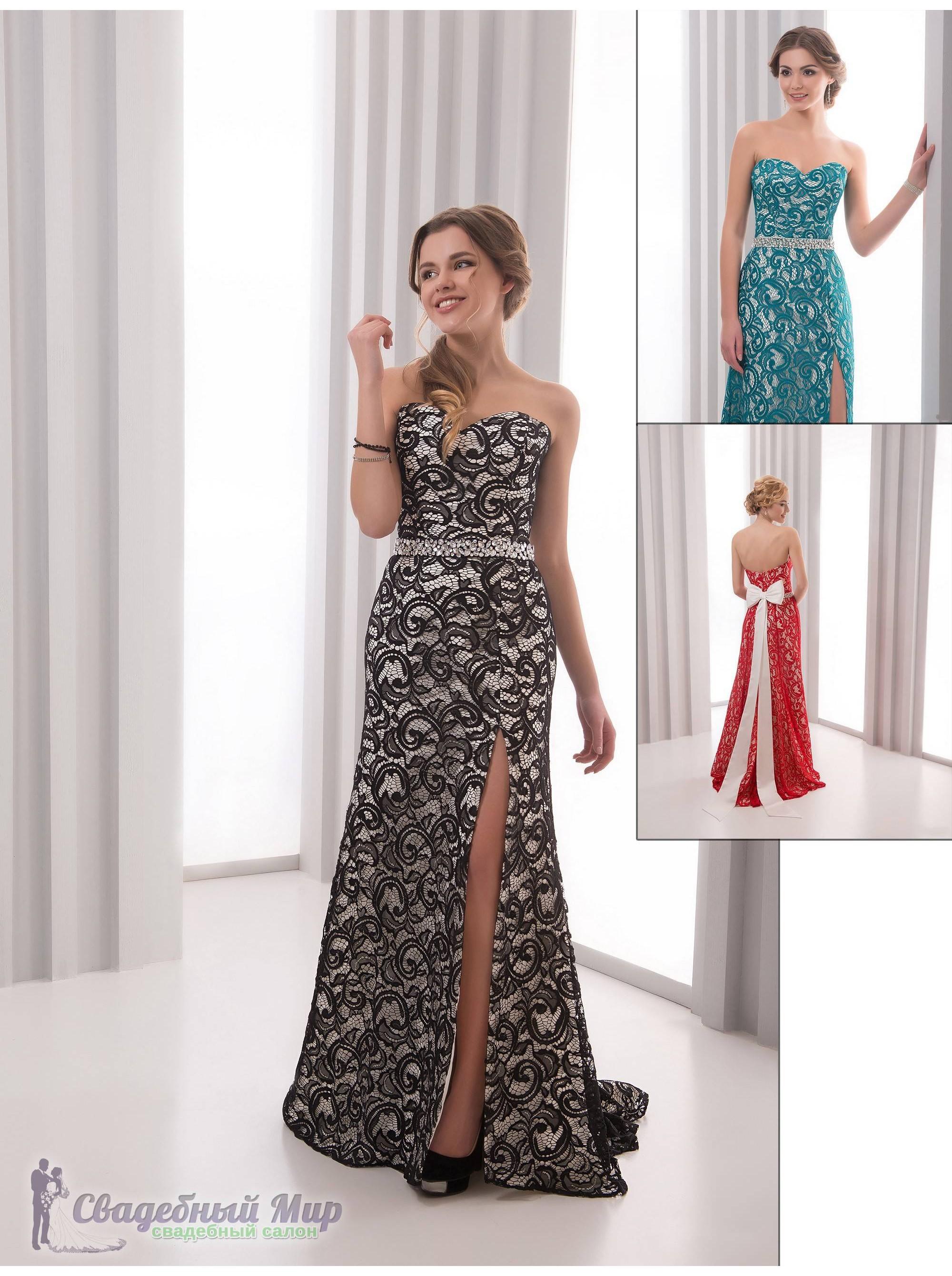 Вечернее платье 15-526