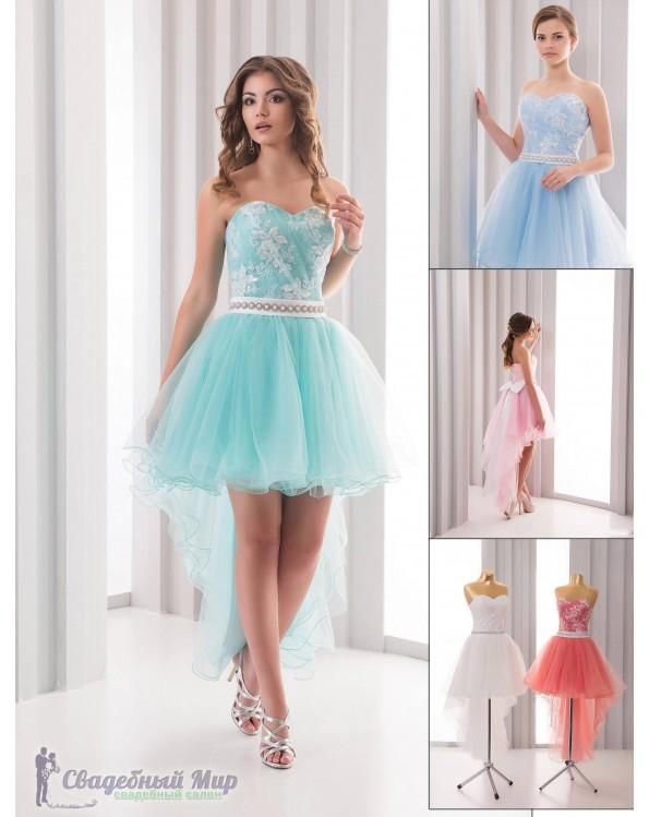 Вечернее платье 15-528